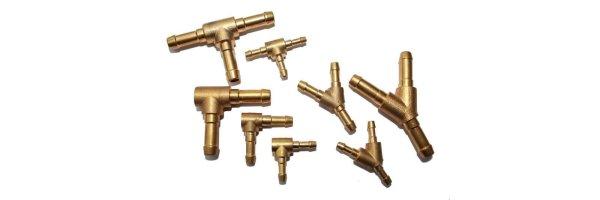 Schlauchverbinder (3-25 mm)