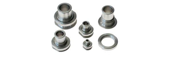 Schlauchanschlüsse (Aluminium)
