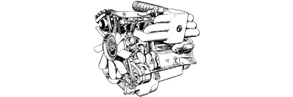 BMW - M30 (6-Zyl. 12V) 2.8-3.5L