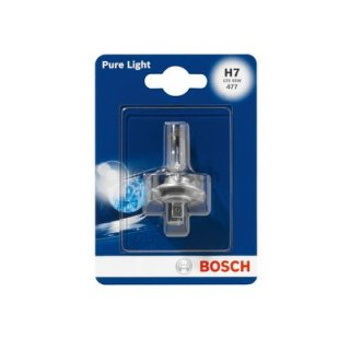 1 Stück Bosch H7 Pure Light Glühlampe 12V 55W 1987301012
