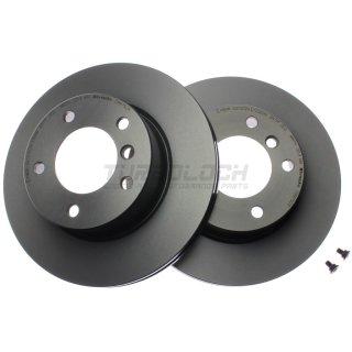 """Brembo """"Coated Disc Line"""" Bremsscheiben 09.9750.11 (284x22 mm - innenbelüftet) VA - BMW 116-118i/d (E81 E87)"""