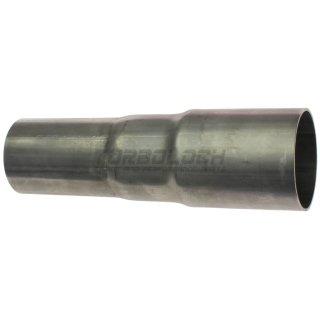 HJS Stufenrohrverbinder Ø 48-50-55mm L: 170mm - Edelstahl 1.4301