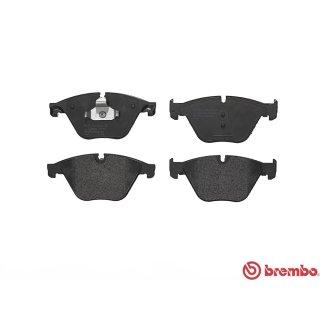 Brembo Bremsbeläge P06074 VA - BMW 5er (F07 F10 F11) 6er (F06 F12 F13) 7er (F01 F02 F03 F04)