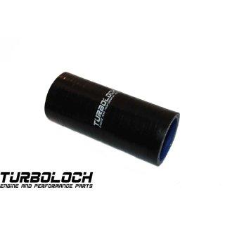 Ø 32mm / L:100mm = 10cm Silikonschlauch - schwarz