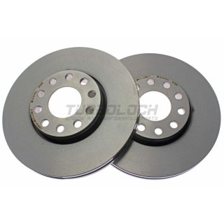 "Brembo ""Coated Disc Line"" Bremsscheiben 09.A428.11 (288x55 mm - innenbelüftet) VA - Skoda Super (3U) VW Passat (3B)"
