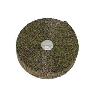 Hitzeschutzband (Titan) B:50mm L:10m