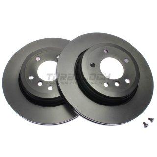 "Brembo ""Coated Disc Line"" Bremsscheiben 09.9425.11 (320x20 mm - innenbelüftet) HA - BMW 5er (E60 E61) 6er (E63 E64)"
