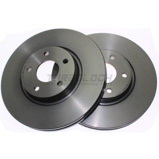 "Brembo ""Coated Disc Line"" Bremsscheiben (300x28 mm) VA - Ford Mondeo (BA7)"