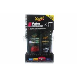 MEGUIARS Brilliant Solutions Paint Restoration Kit