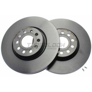 "Brembo ""Coated Disc Line"" Bremsscheiben 09.9772.11 (312x25 mm - innenbelüftet) VA - Audi Seat Skoda VW"