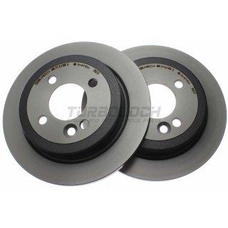 """Brembo """"Coated Disc Line"""" Bremsscheiben 08.9163.11 (259x10 mm) HA - Mini (R50, R53) Cabrio (R52)"""