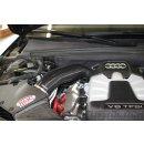 Silikon Ansaugschlauch Audi 3.0 TFSI - A4 S4 (B8) A5 S5 (8T) Q5 SQ5 (8R) - schwarz