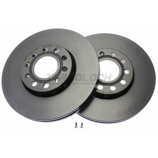 "Brembo ""Coated Disc Line"" Bremsscheiben 09.5745.21 (288x25 mm - innenbelüftet) VA - Audi Seat Skoda"