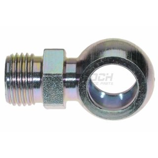 Ringstutzen - Ø 18mm / M22x1.5 (DIN 7621, 7641)
