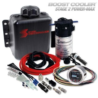 Boost Cooler Stage 2E Power-Max - 52mm OLED-Display - bis 3,5 bar Ladedruck