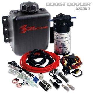 Boost Cooler Stage 1 - Starter Kit - ohne Anzeige - Einspritzung ab fest eingestelltem Ladedruck