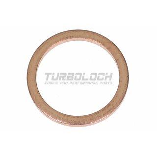 Kupfer-Dichtring Ø 14,2mm (für M14-Verschraubungen) DIN 7603