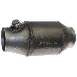 HJS 90950019 PE Motorsport-Katalysator (FIA-Homologation) - Ø 93 mm - ST9074/10PE