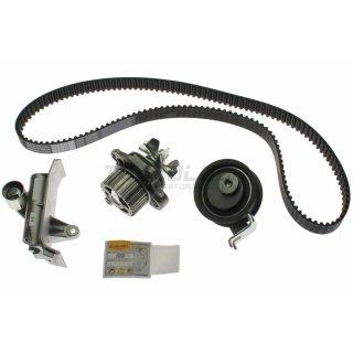 Zahnriemen Kit Contitech CT 909 WP1 (150 Z) inkl. Wasserpumpe - VAG 1.8 1,8T 20V (hydraulische Spannrolle)