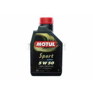 Motul Sport 5w50 5L - vollsynthetisches Motoröl (102716)