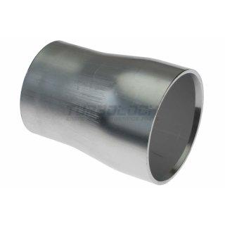 Ø 70 > 60 mm x 2 mm Reduzierung Aluminium (DIN 2616)