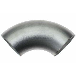 34mm x 2mm 90° Alubogen Aluminium Einschweissbogen (DIN 2605)