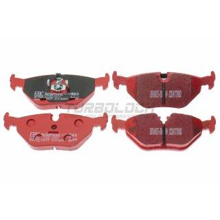 EBC DP3690C RedStuff Bremsbeläge HA - BMW E36 (M3) E34 E32 Z3M Z4M