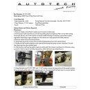 Autotech Upgradekit Kraftstoffpumpe - Gen.3 TSI / TFSI