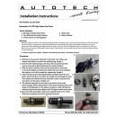 Autotech Upgradekit Kraftstoffpumpe - 2.5L TFSI - Audi RS3 / TT RS