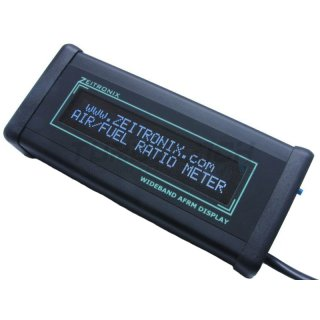 Zeitronix LCD-Display - schwarz / blau