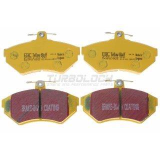 EBC DP41112R YellowStuff Bremsbeläge VA - Arosa / Ibiza / Golf / Lupo / Polo / Caddy