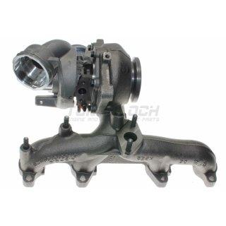 Turbolader Borg Warner BV39 (54399880072) - VAG 1.9 TDI 77kW/105PS (Audi A3 / Golf 5 TDI / Caddy - DPF)
