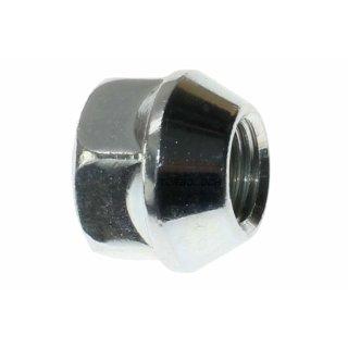 Radmutter Kegelbund 60° M12 x 1,25 x 17mm SW19 (offen)