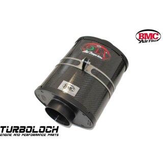 BMC ACOTASP-03 Oval Trumpet Airbox Golf V Golf VI 1.9l TDI 105ps 2.0l TDI 140ps 2.0l TSI GTI 211ps